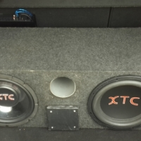 brand bew amp and subs for sale