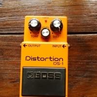 BOSS Distortion DS-1 Pedal