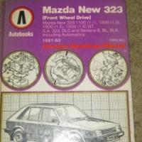 Mazda Repair Manual .