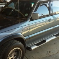 ford courier double cab