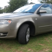 2005 AUDI A4 B7 2.0TDI AUTO.IMMACULATE CONDITION!!
