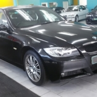 BMW 320i MSport - Black