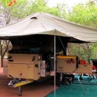 Conqueror Supra ll camping trailer