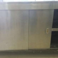 Raljac food warmer ,catering equip 1700 ,2 × door.great working condition