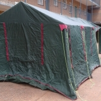 16 Man Campmaster tent for sale