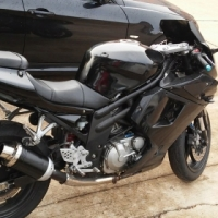 I have a hyosung gt 650 r to swap for somethin biger