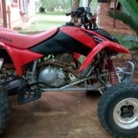 2005 Honda Sportrax 400 EX