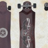Gunslinger Longboard - Engraver - Sportguru Online Store
