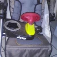 jeep twin pram / stroler for sale  Pretoria North