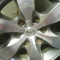 Toyota Alloy Rims 16 inch x 4