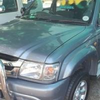 2003 Toyota Hilux KZTE D/Cab Bakkie for sale