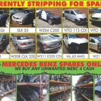 New & used Mercedes spares