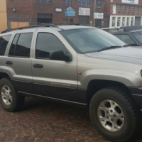 Jeep Chrysler Larado (LEXSUS)