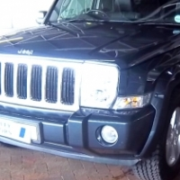 2008 Jeep Commander 3.0 CRD Limited