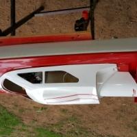 RC Gas Bait Boat