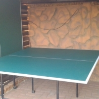New Table tennis table to swop for pool table