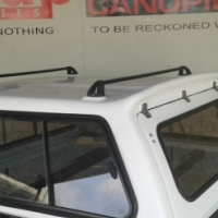 SA NISSAN HARDBODY 2002-CURRENT DC WHITE CANOPY FOR SALE!!!