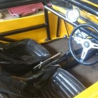 Rotary beach buggy
