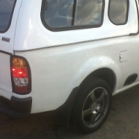 GC BRAND NEW FORD BANTAM LOW WHITE CANOPY 4SALE!!!