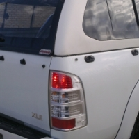 GC BRAND NEW MAZDA BT50 DC WHITE GALAXY CANOPY FOR SALE!!!