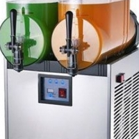 double  Slush Machine  Model - SC-2 arctica a trusted company since 1990