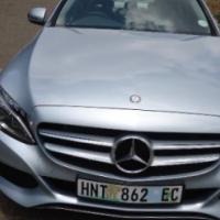 Demo 2015 Mercedes-Benz C180 Avantgarde auto