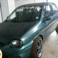 2001 Opel corsa for sale 1.4i