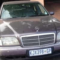 1998 MERCEDES C280,automatic,one owner,BARGAIN