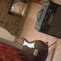 LBANEZ GIO GUITAR AND AMP