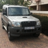 mahindra scorpio for sale excelent condition