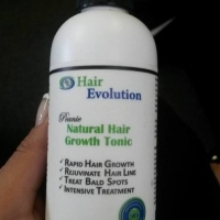 Hair evolution hair growth tonic