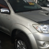 2011 Toyota Hilux Raider 4x4 Extra Cab for sale