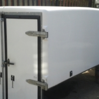 SA NISSAN NP300 HARDBODY HIGH VOLUME S/SAVER CANOPY FOR SALE!!!