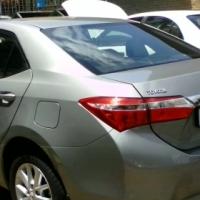 A Toyota Corolla D4d