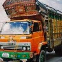 Cobalt Ice truck