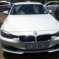 2012 BMW 320i, White with 81000km available now! R 179,999 This is a very nice car for cheap price,