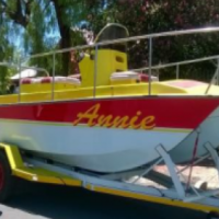 19 Ft Sea Boat