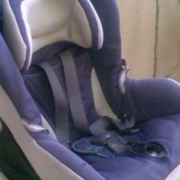 Chicco baby car seat with chicco base
