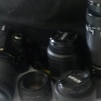 Nikon D90 Camera with lenses For Sales R6500.00