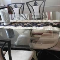 Beautiful 7 Pc Diningroom Suite For Sale R3000