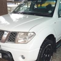 2006 Nissan Navara D/Cab Bakkie for sale