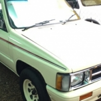 1994 Toyota Hilux 2.4 Diesel S/Cab Bakkie for sale