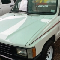 2004 Toyota Hilux Bakkie for sale