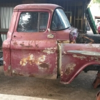 Chevrolet Apache 3100 1956