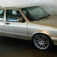 VW Golf Velocity 1.6i