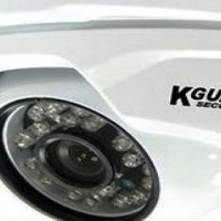 KGuard HD912FPK High Resolution Dome Security Camera