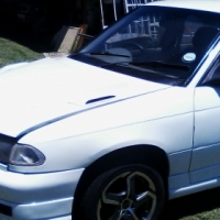94 opel astra with a VW 1.9td engine and gearbox conversion to swop