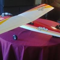 RC Plane Hangar 9 Alpha 40