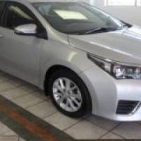 2014 Toyota Corolla 1.6 Prestige Petrol