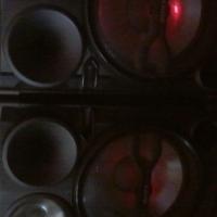 22000 watt Sony magongo system